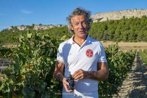 portrait negociant vin et vigneron gerard bertrand
