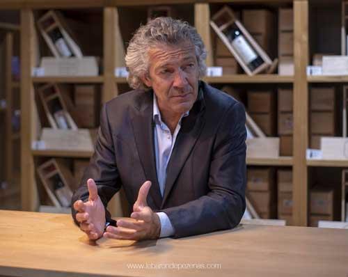 portrait photo vigneron languedoc